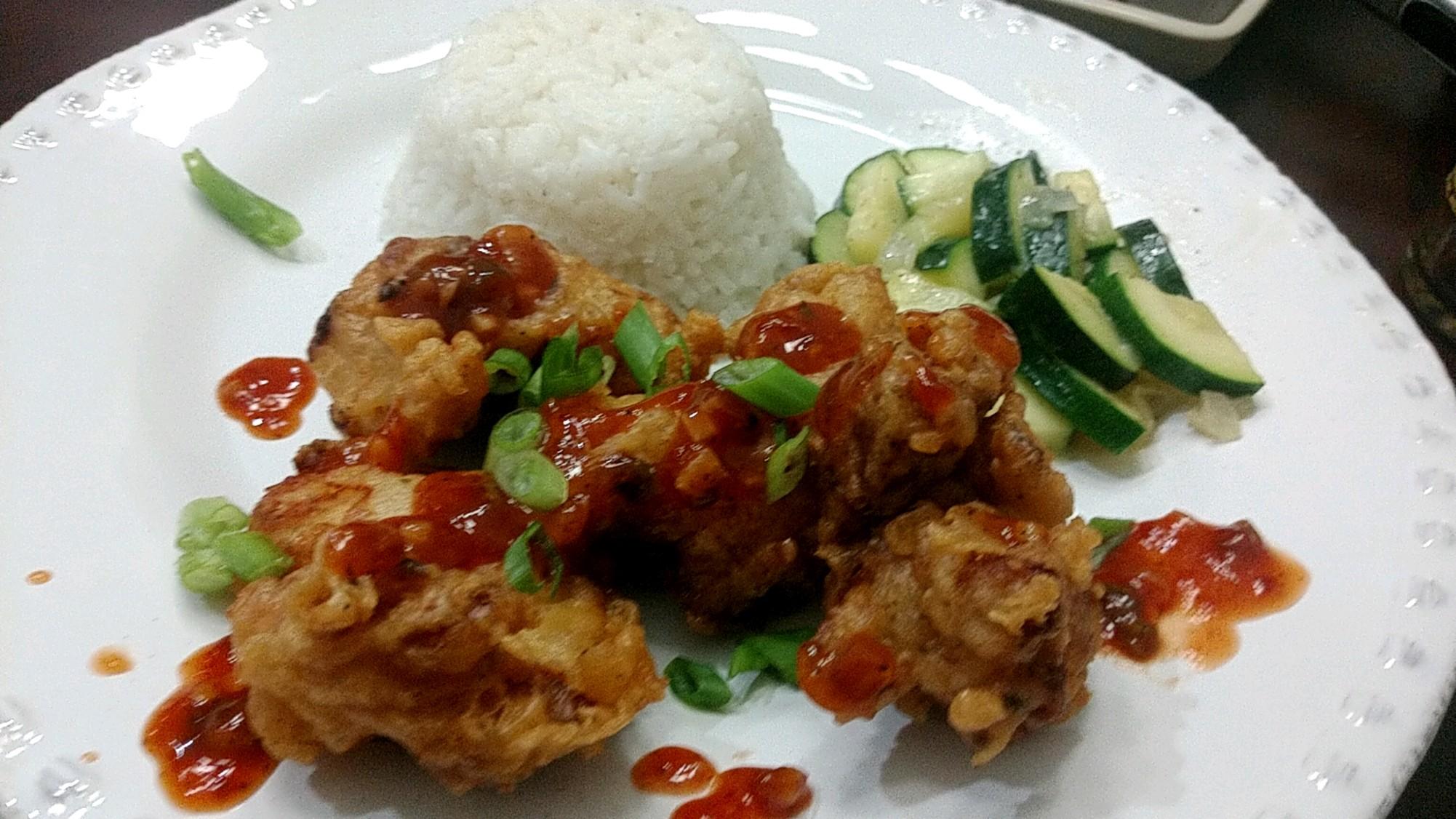 Korean Fried Chicken David Miller