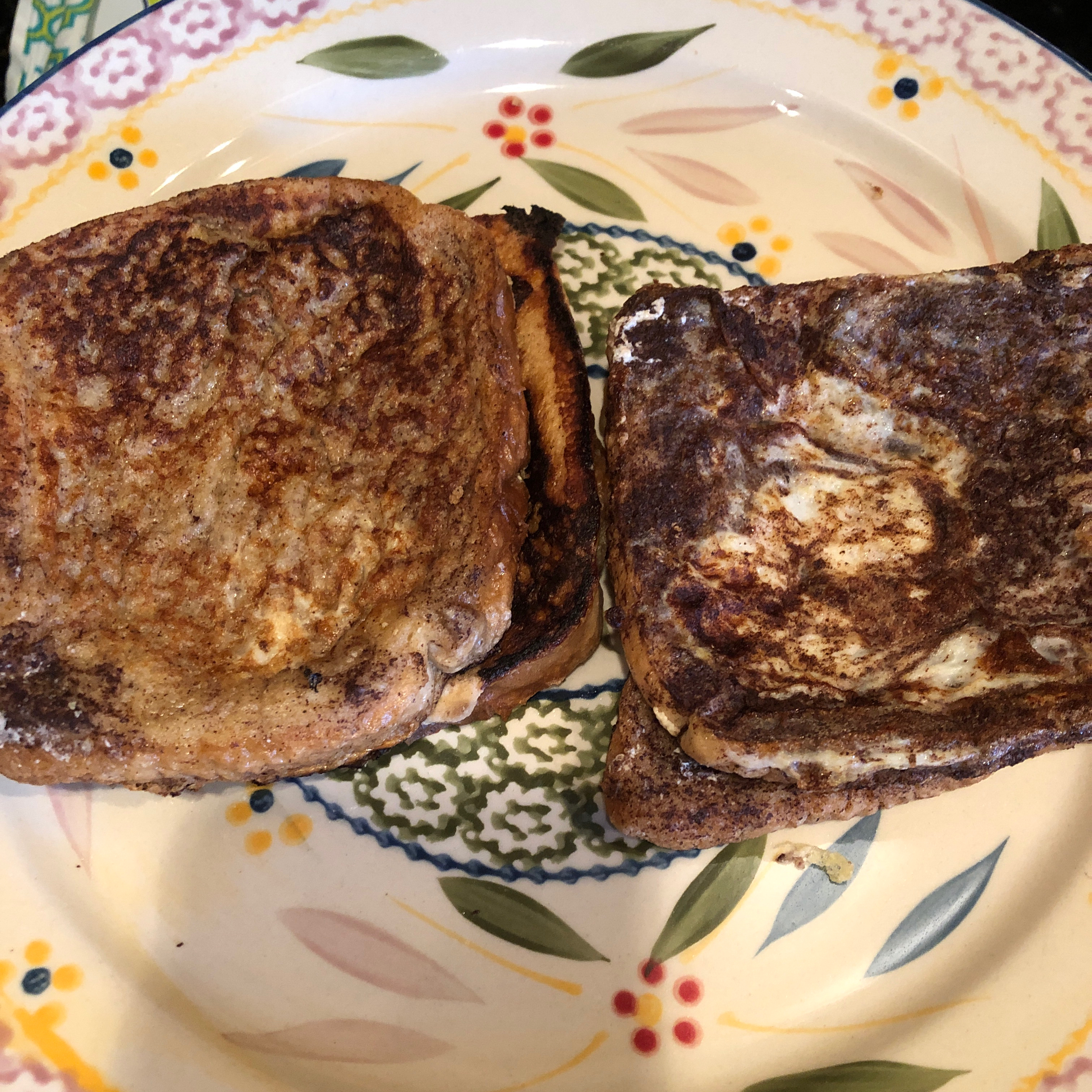 Fabulous Frosted French Toast