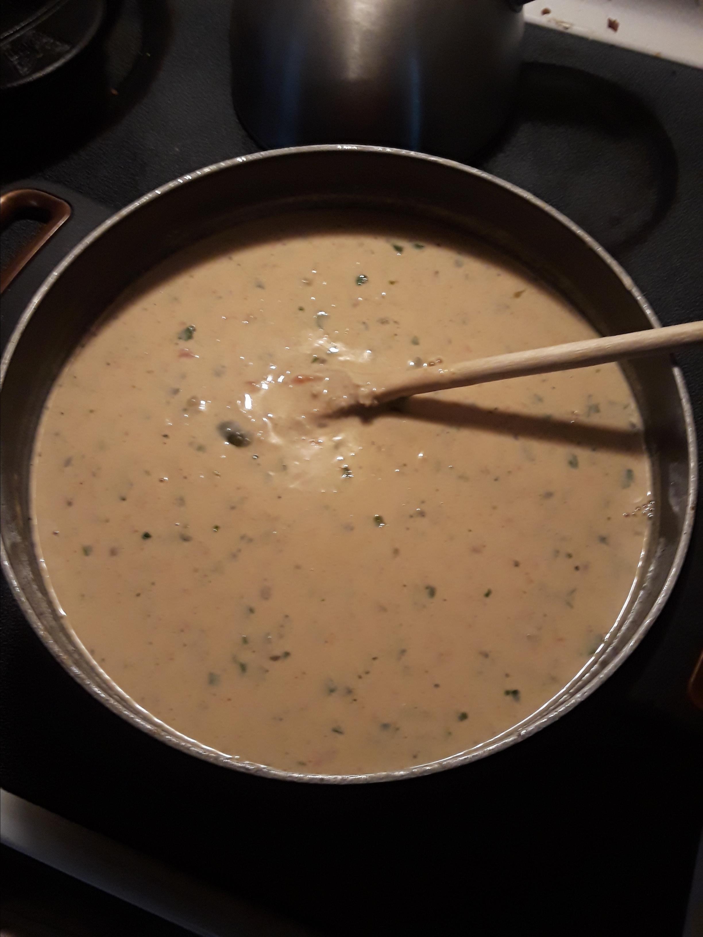 Chicken Tortilla Soup III Tracie Callan