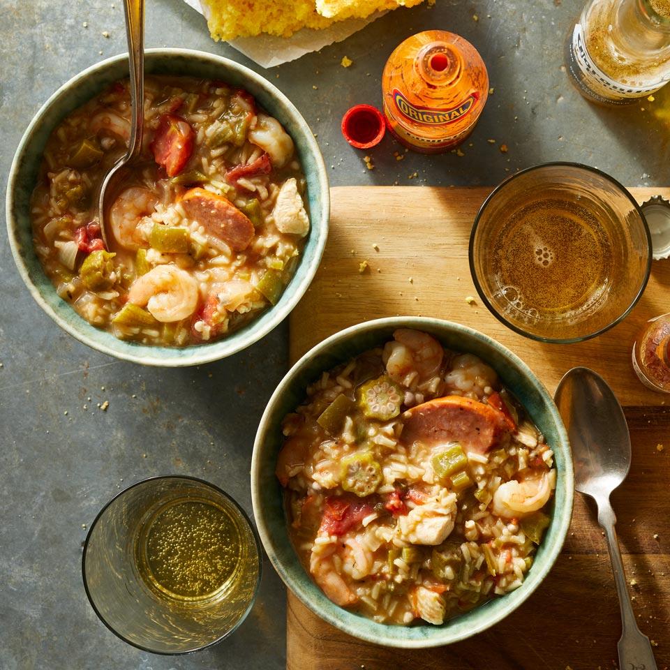 Louisiana Gumbo EatingWell Test Kitchen