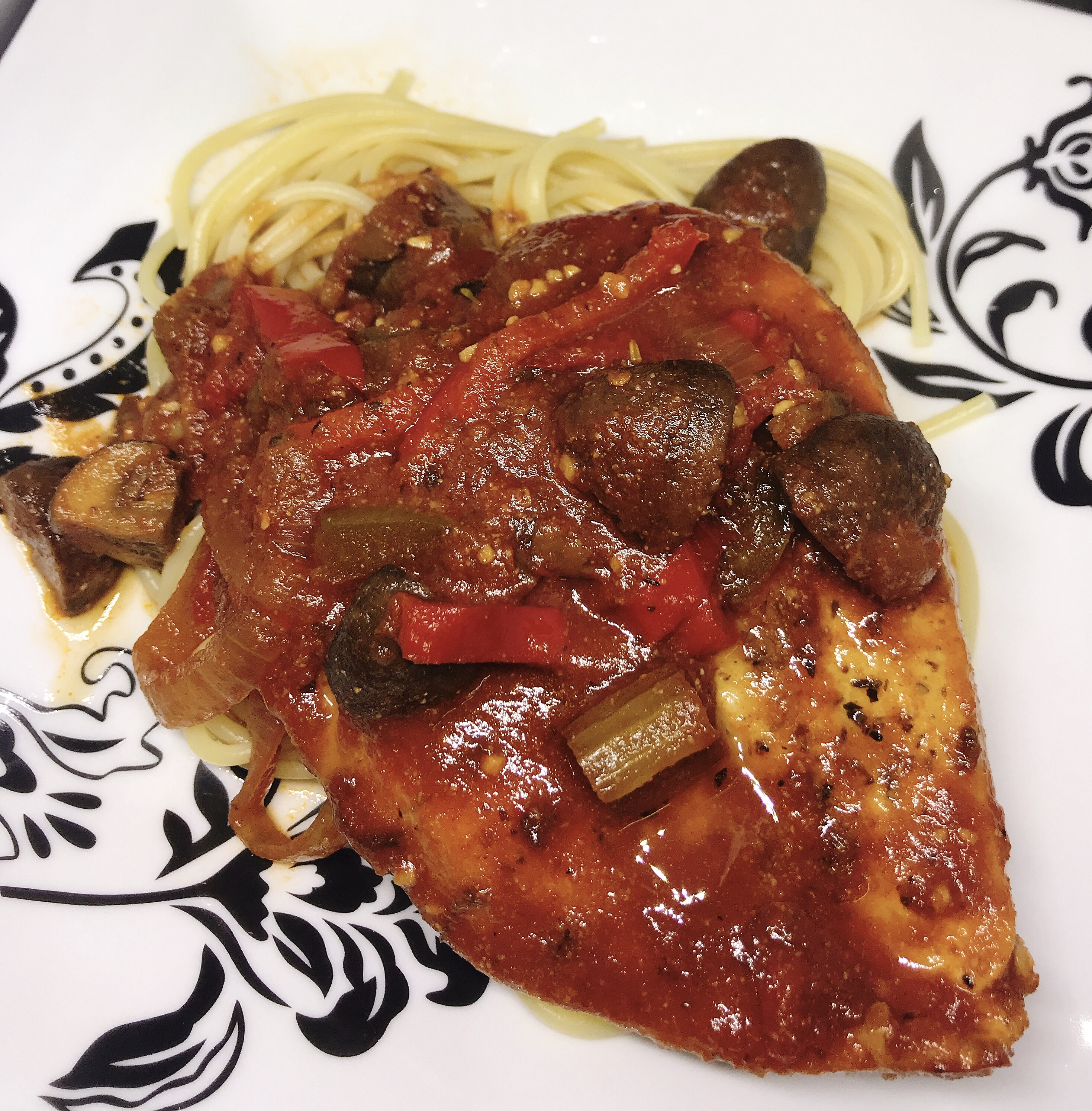 Best Instant Pot® Chicken Cacciatore