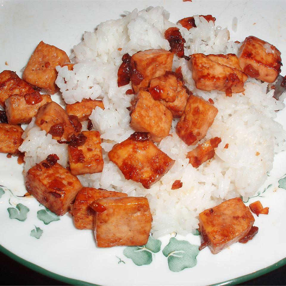 Taiwanese Fried Tofu