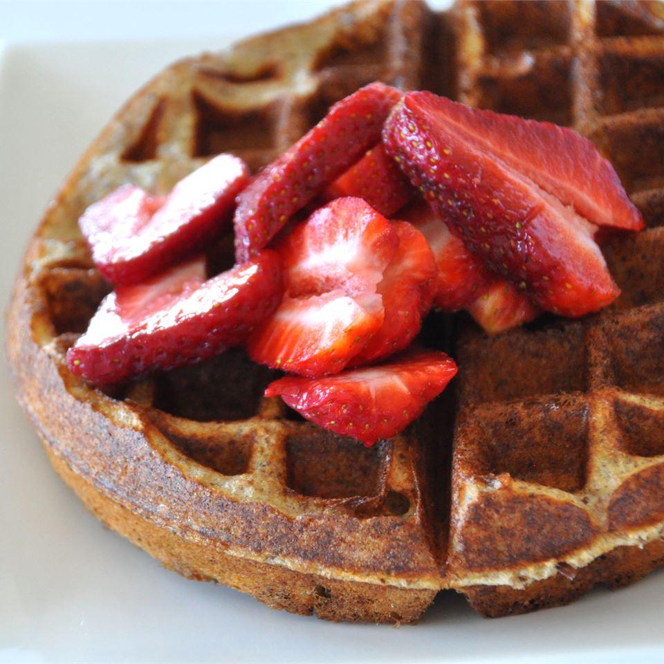 Whole Grain Waffles_image