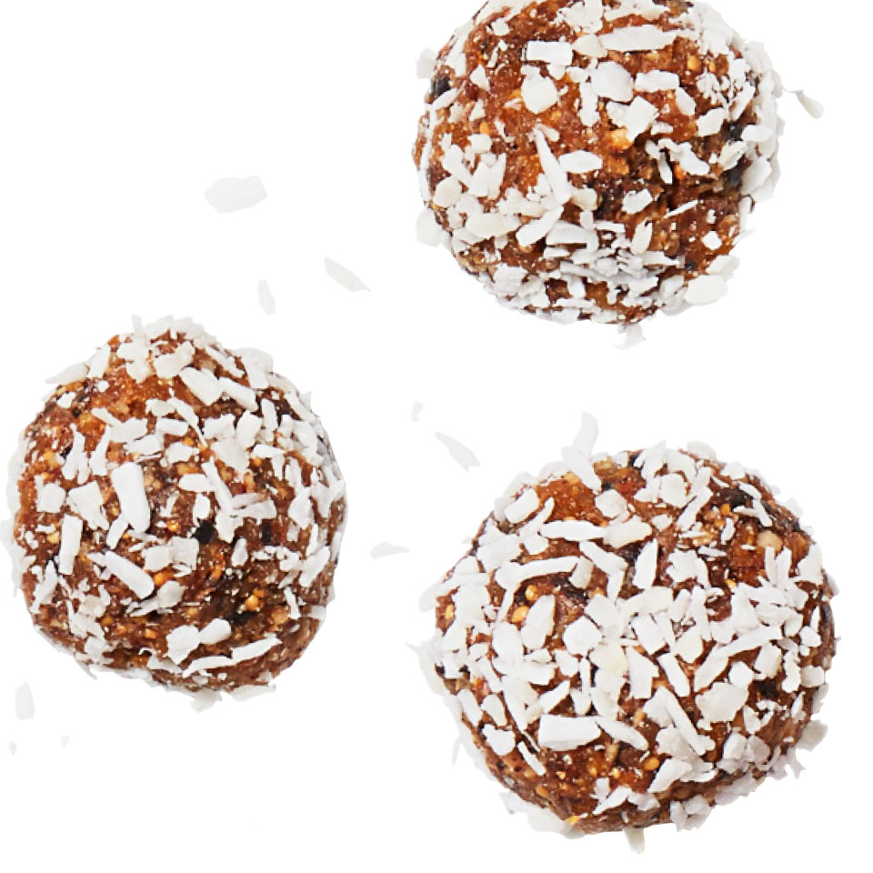 Fruit Energy Balls Joyce Hendley