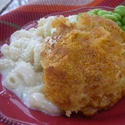 Spicy Oven Fried Chicken AnnaG