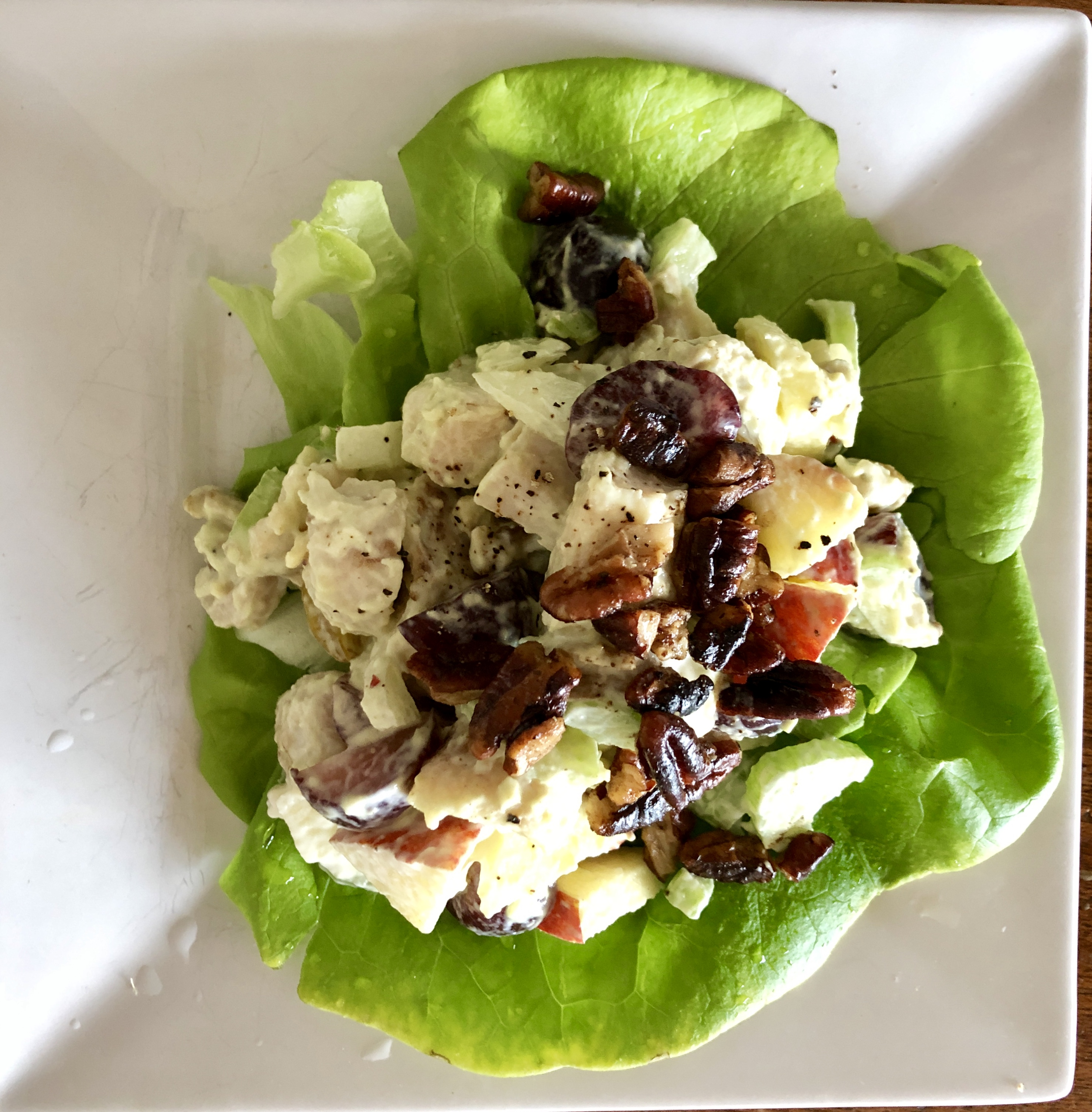 Fruity Curry Chicken Salad christy
