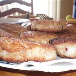 Manuela's Fish Cakes forbiden princess