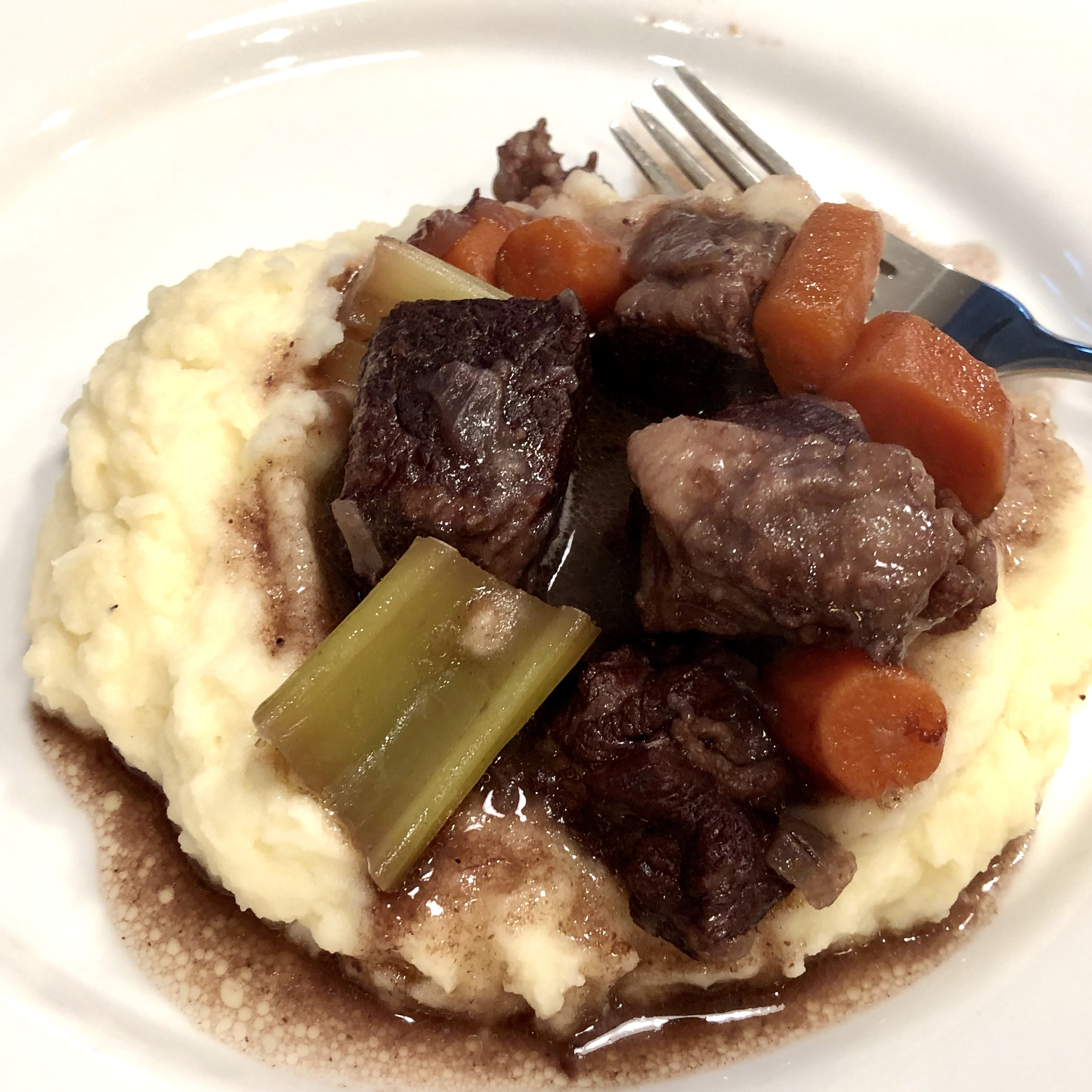 Beef Bourguignon Without the Burgundy BethS23