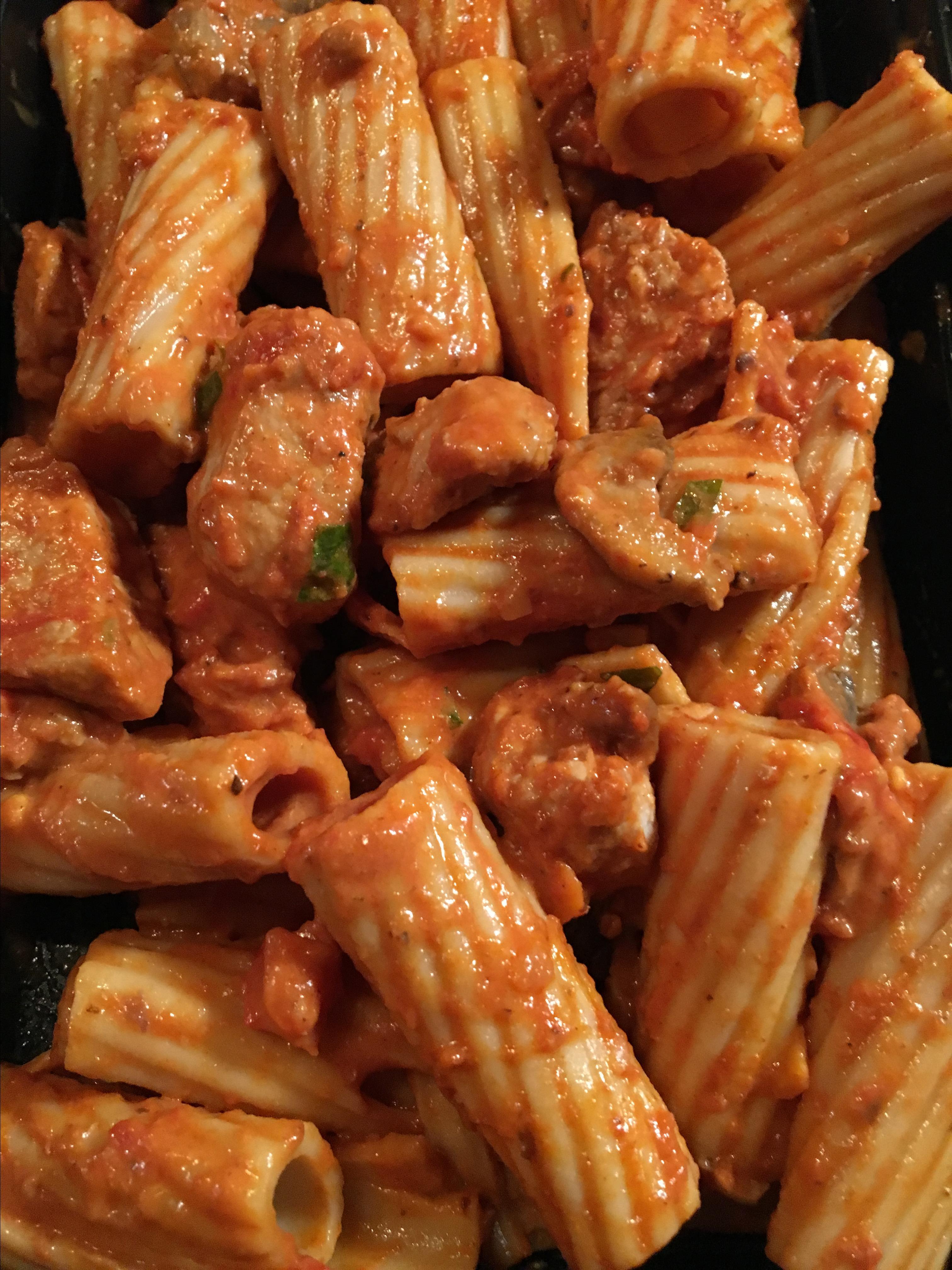 Chef John's Chicken Riggies Ronbee