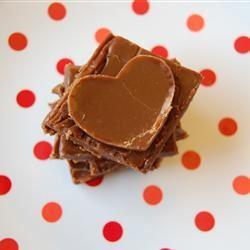 Chocolate Peanut Butter Fudge image