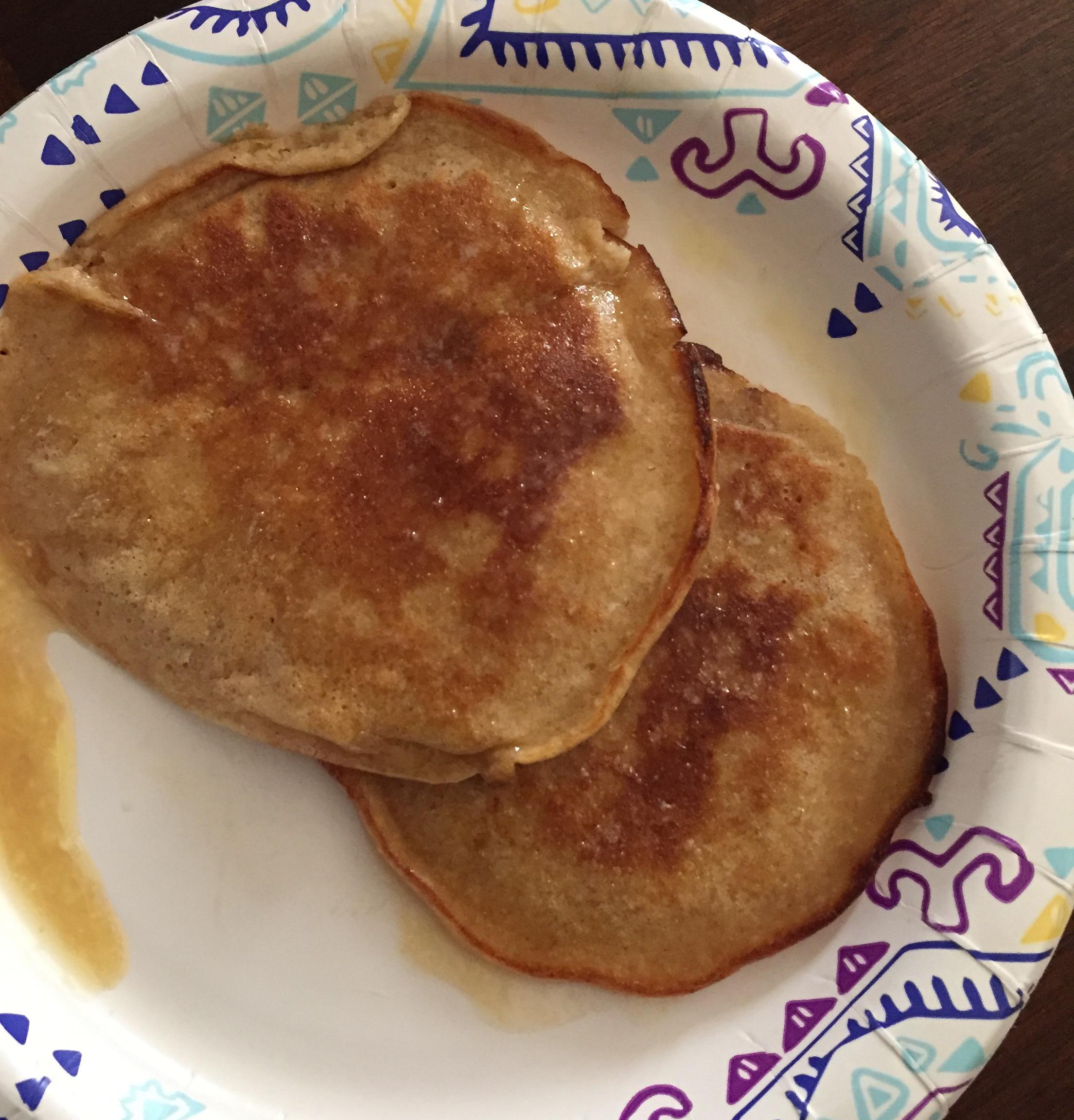 Spelt Pancakes Janeka Mearon