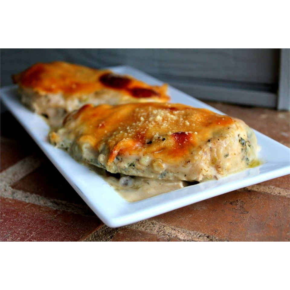 Mozzarella Parmesan Chicken