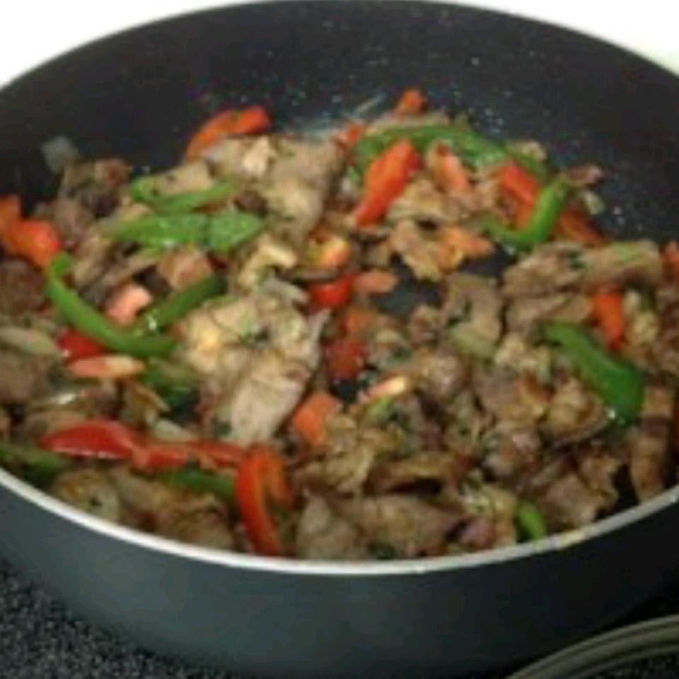 Jamey's Restaurant Style Beef and Broccoli Morris Yonan