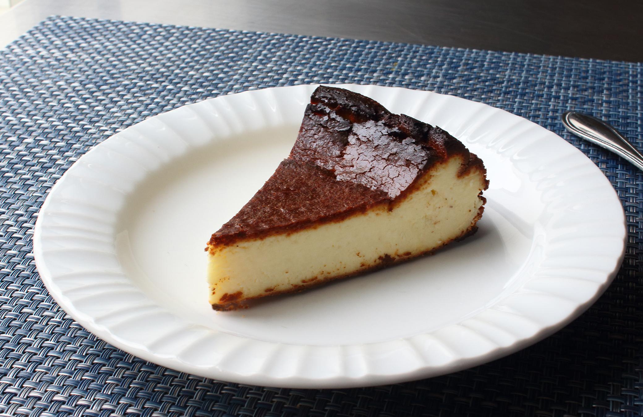 Burnt Basque Cheesecake Allrecipes