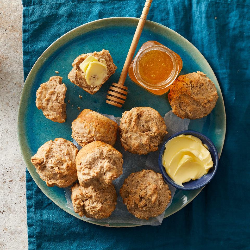 Irish Soda Bread Muffins Carolyn Casner