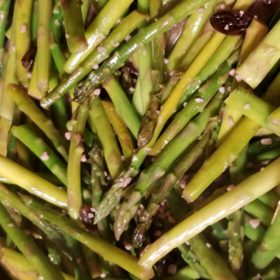 Divine Asparagus Talking Head