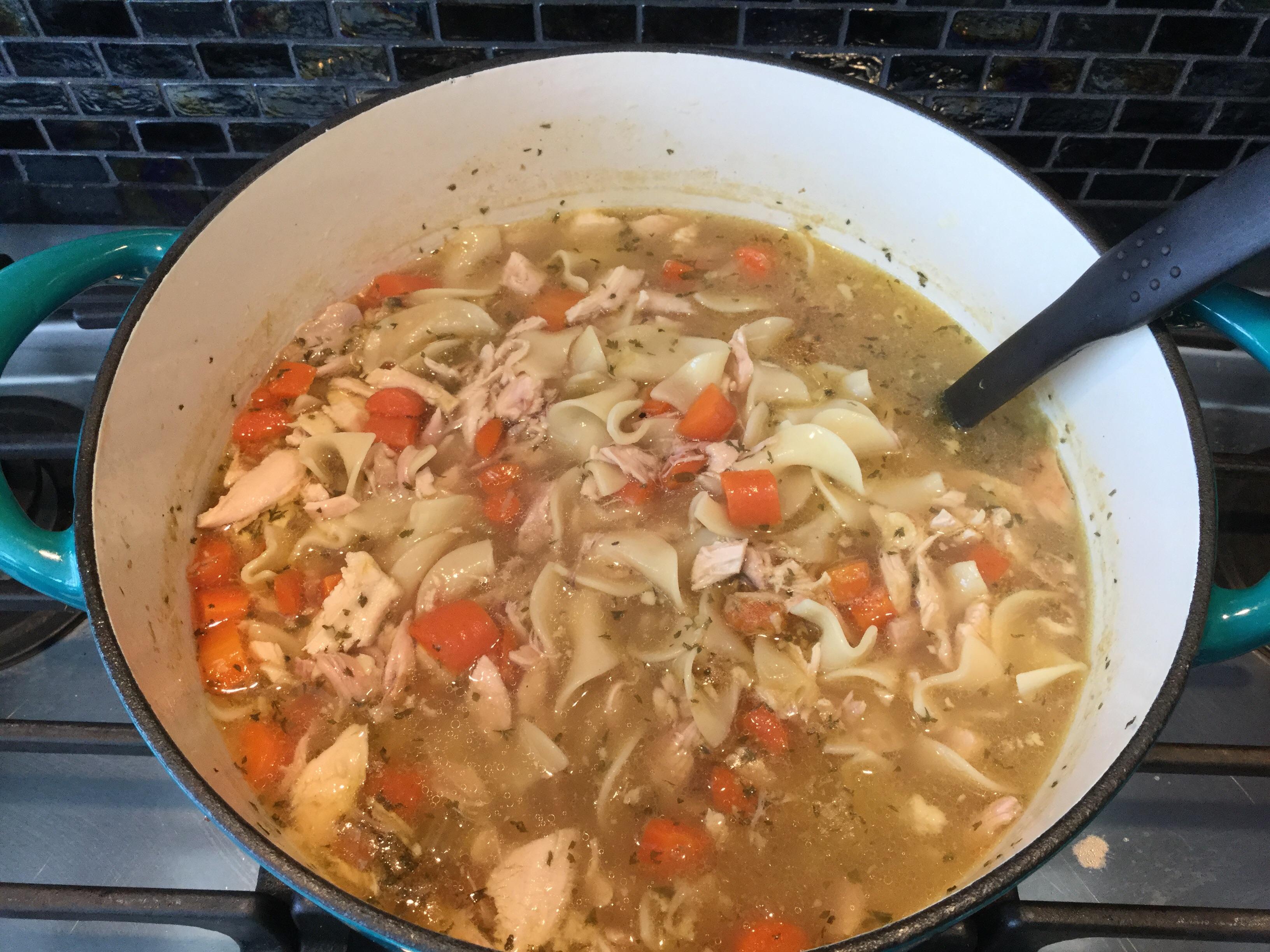 Chicken Noodle Soup knickjj