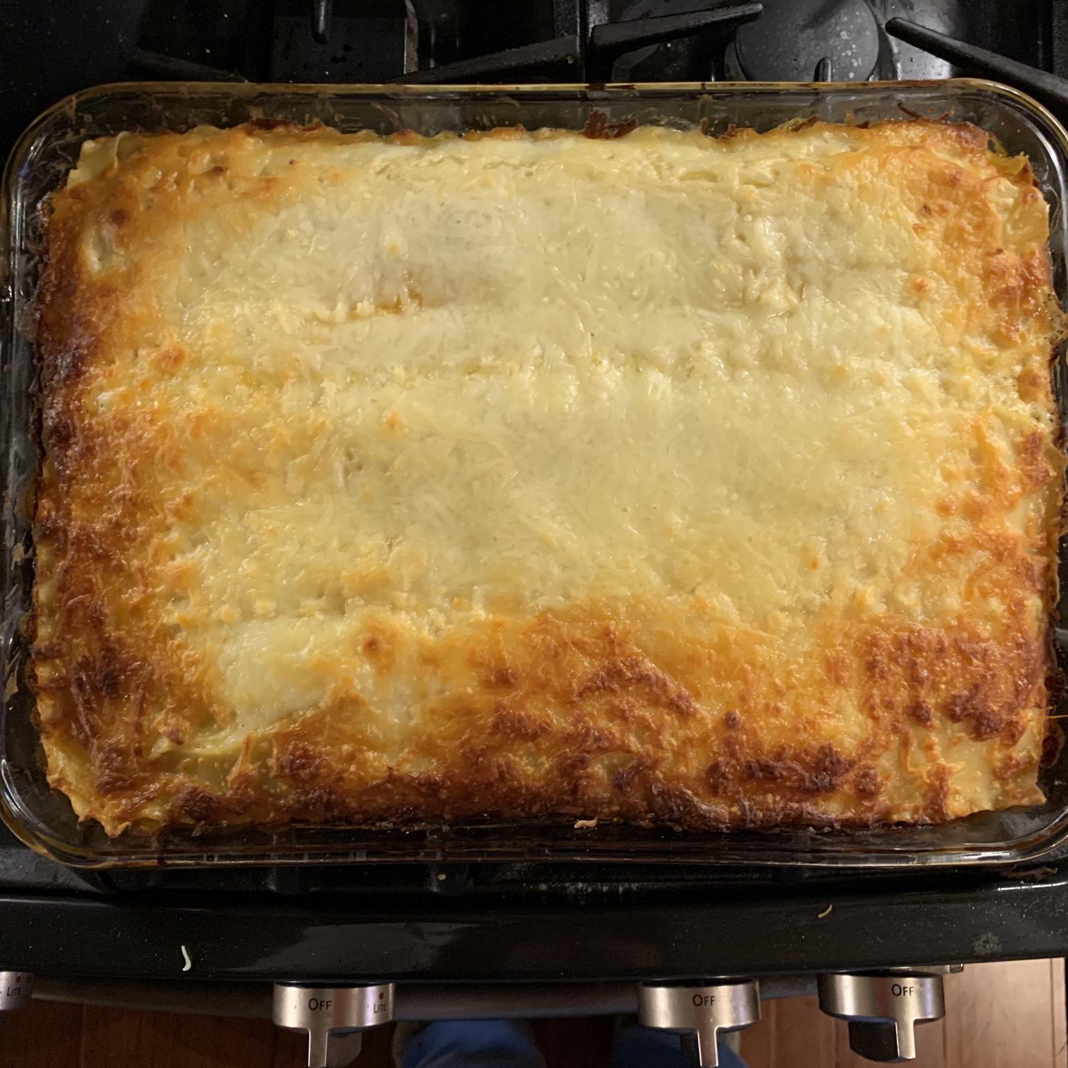 Chicken Lasagna III AshleyV
