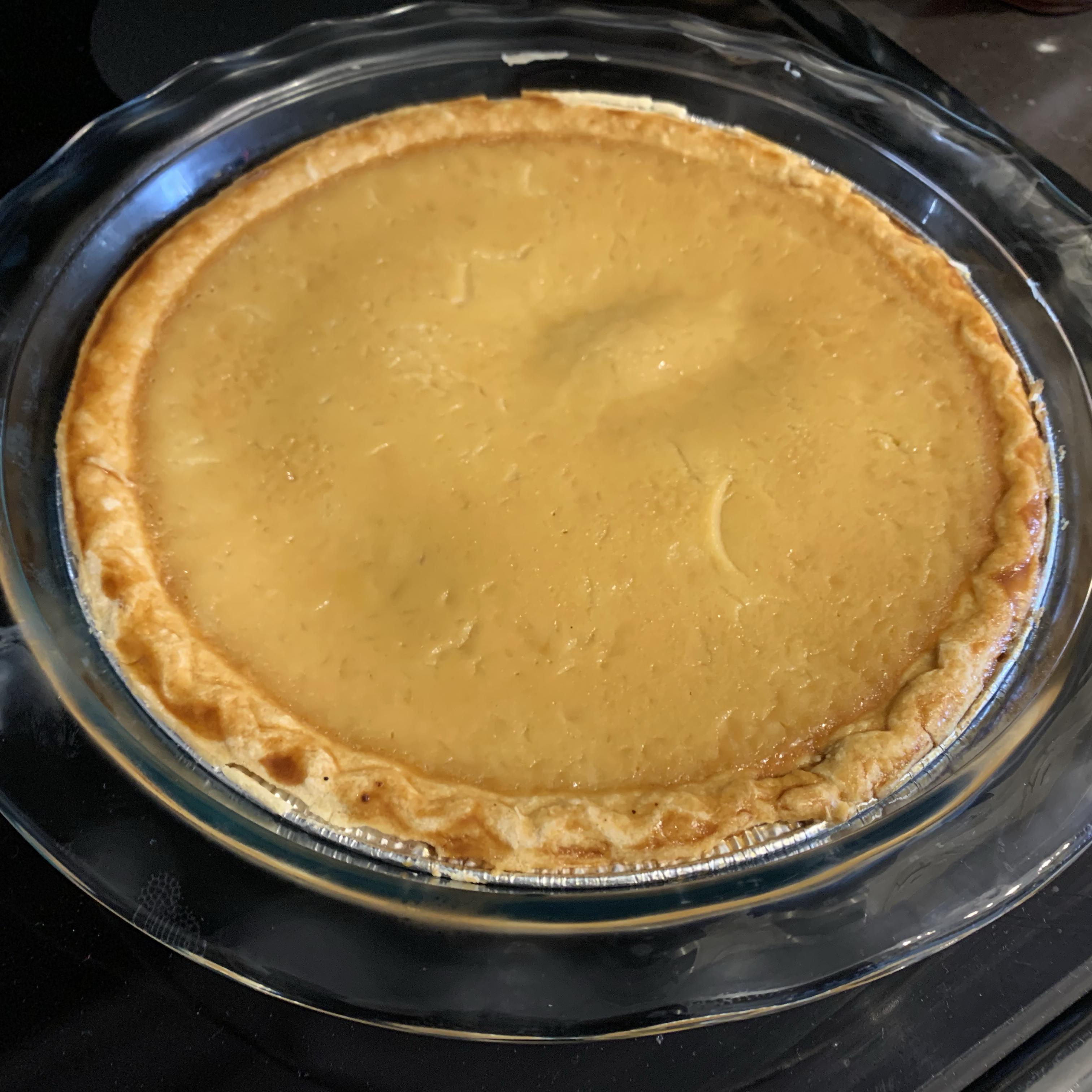 Quebecois Maple Cream Pie image