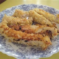 Baked Buffalo Chicken Strips Kathy Merrick