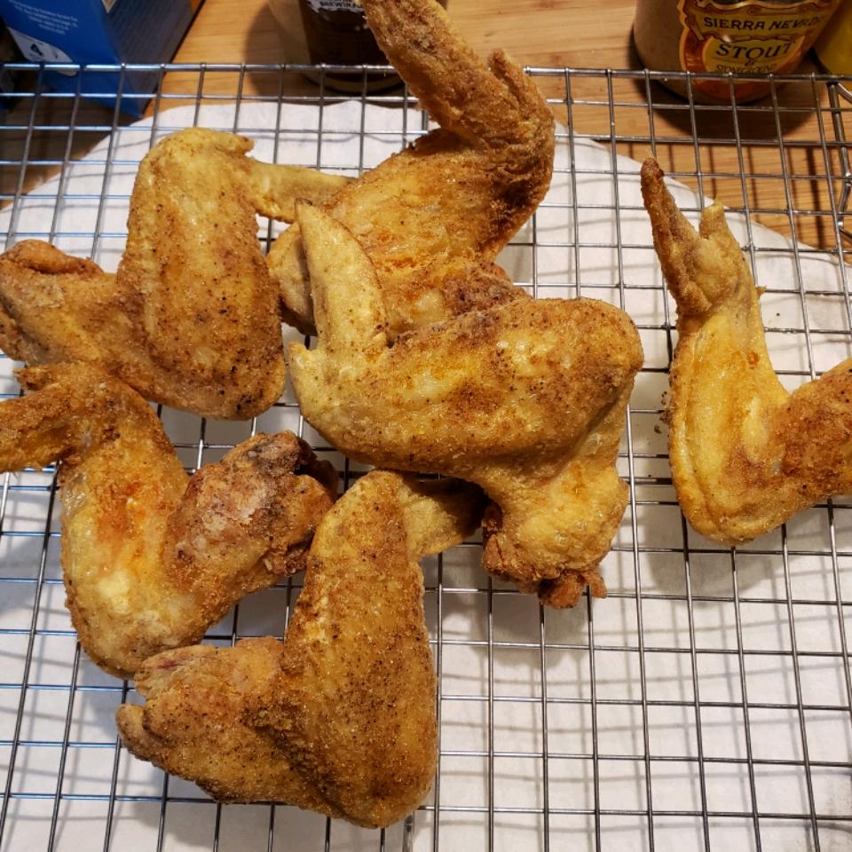 Rice Crispy Wings John Fleischhacker