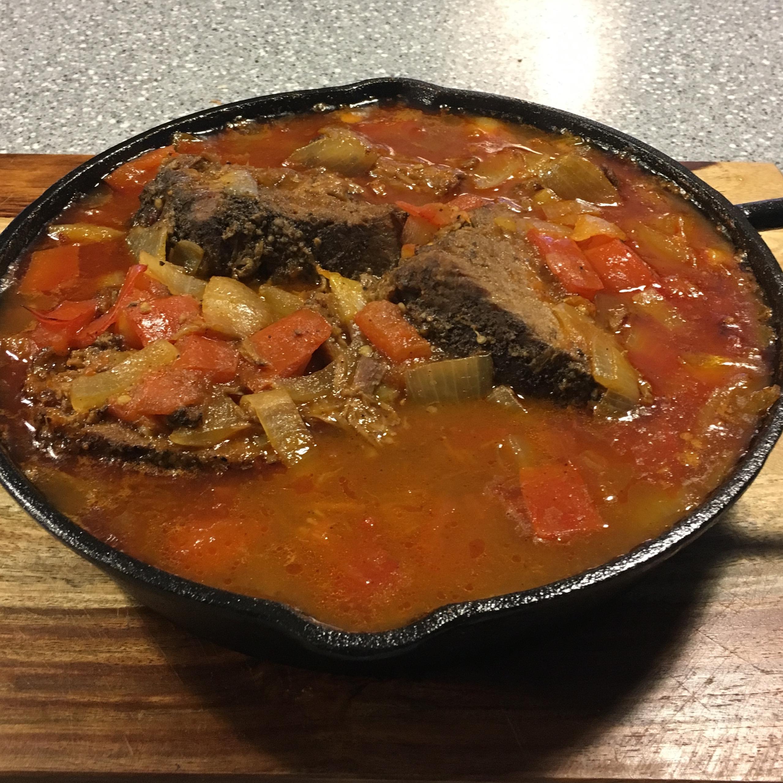 Indian Pot Roast