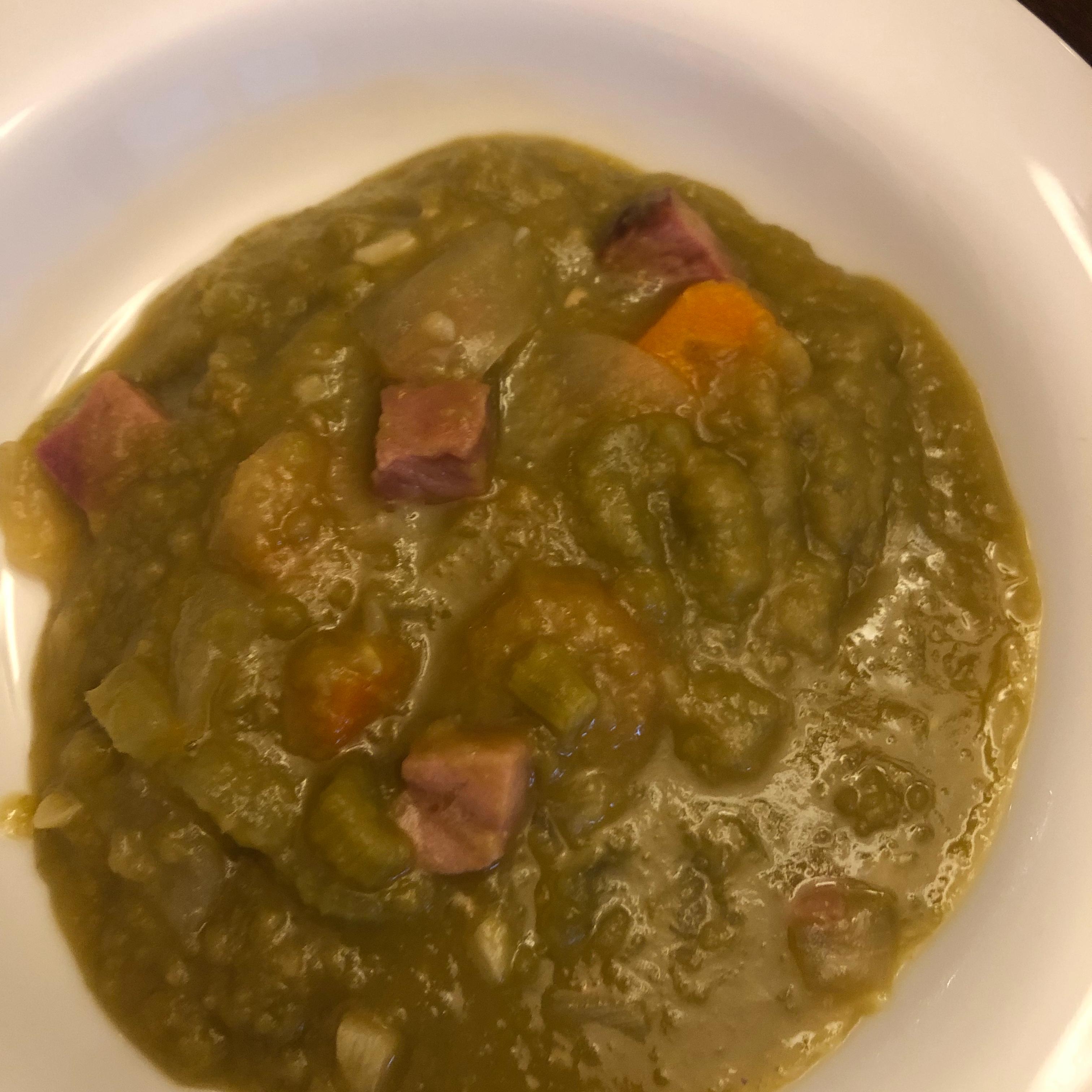 Pressure Cooker Split Pea Soup Recipe | Allrecipes