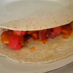 Buffalo Chicken and Ranch Wraps