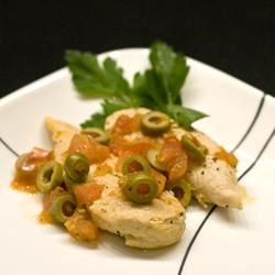 Olive Chicken II