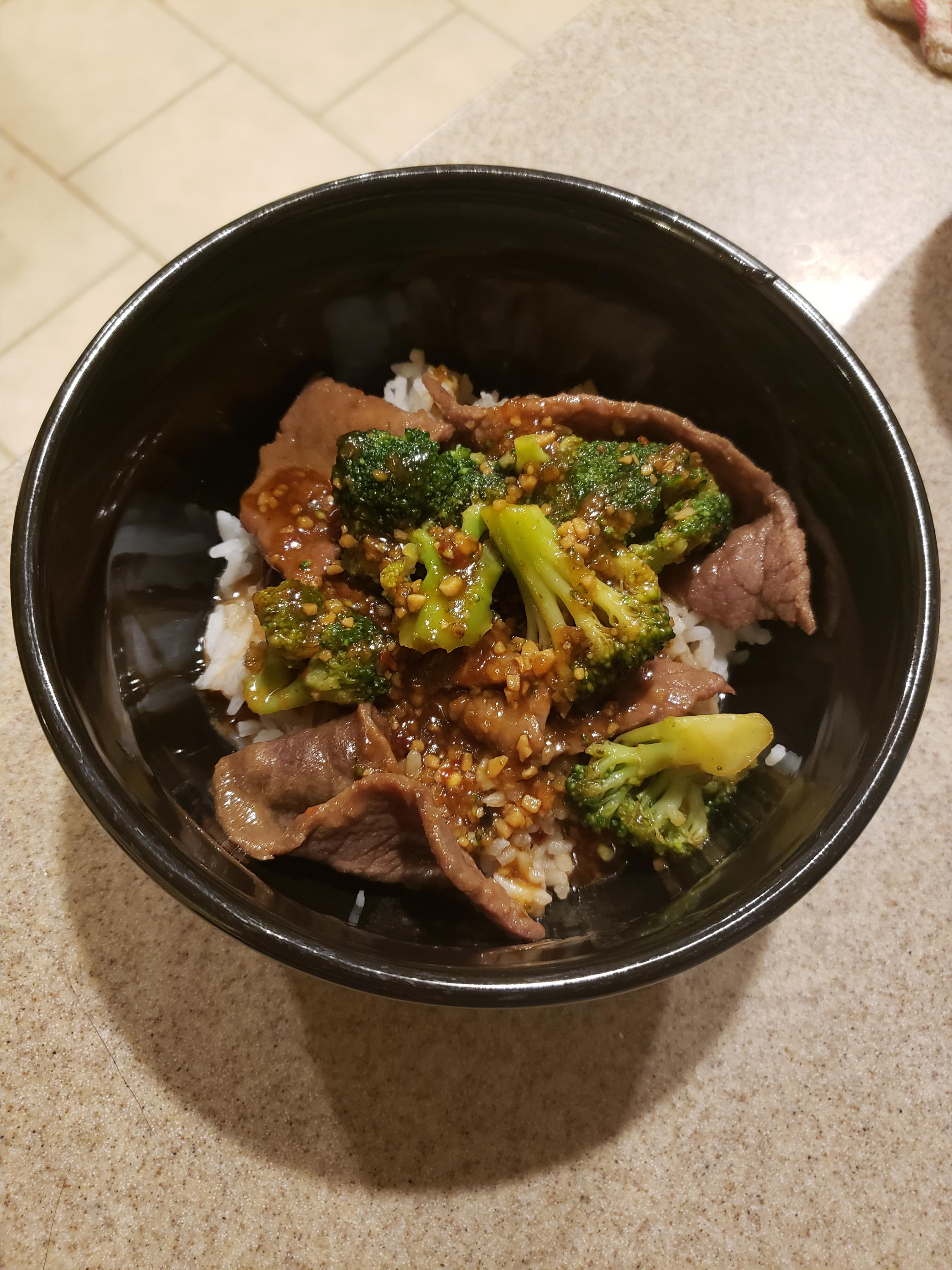 Slow Cooker Broccoli Beef Toni
