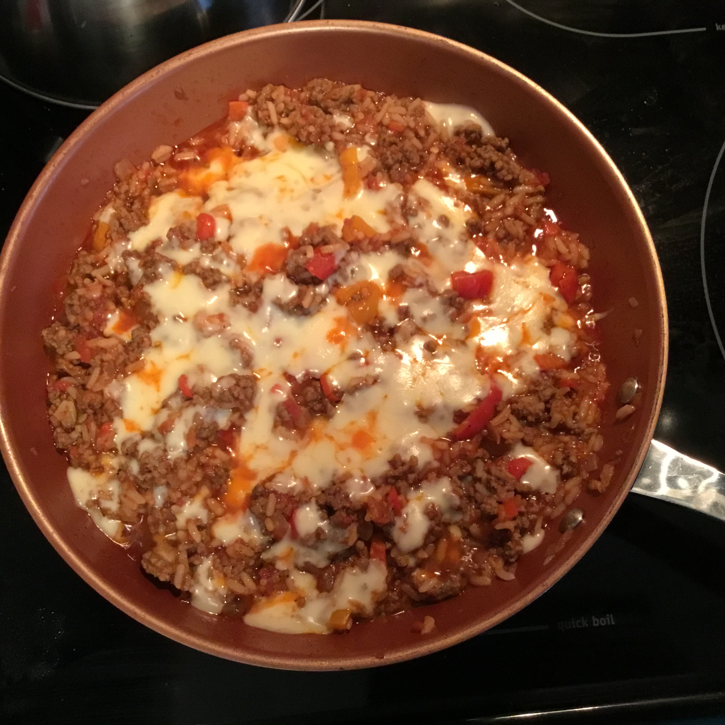 Beef and Rice Medley image