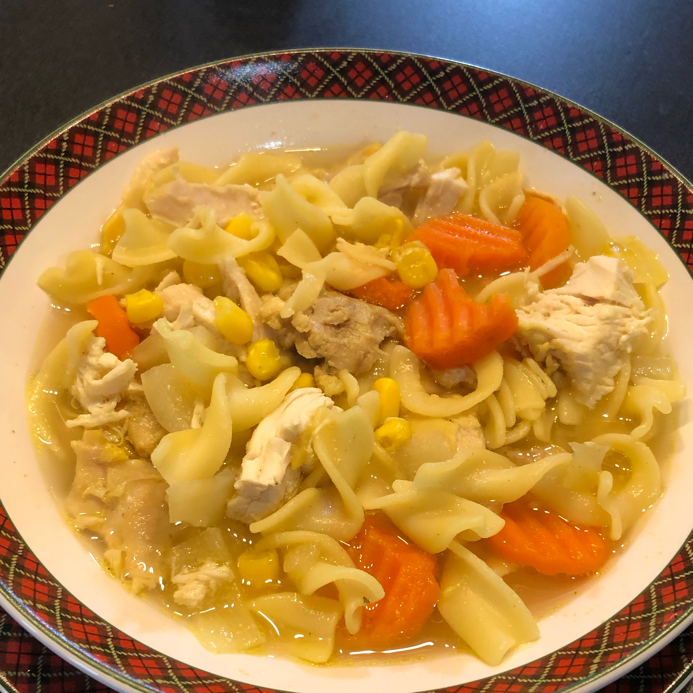 Slow Cooker Chicken and Noodles Natalie