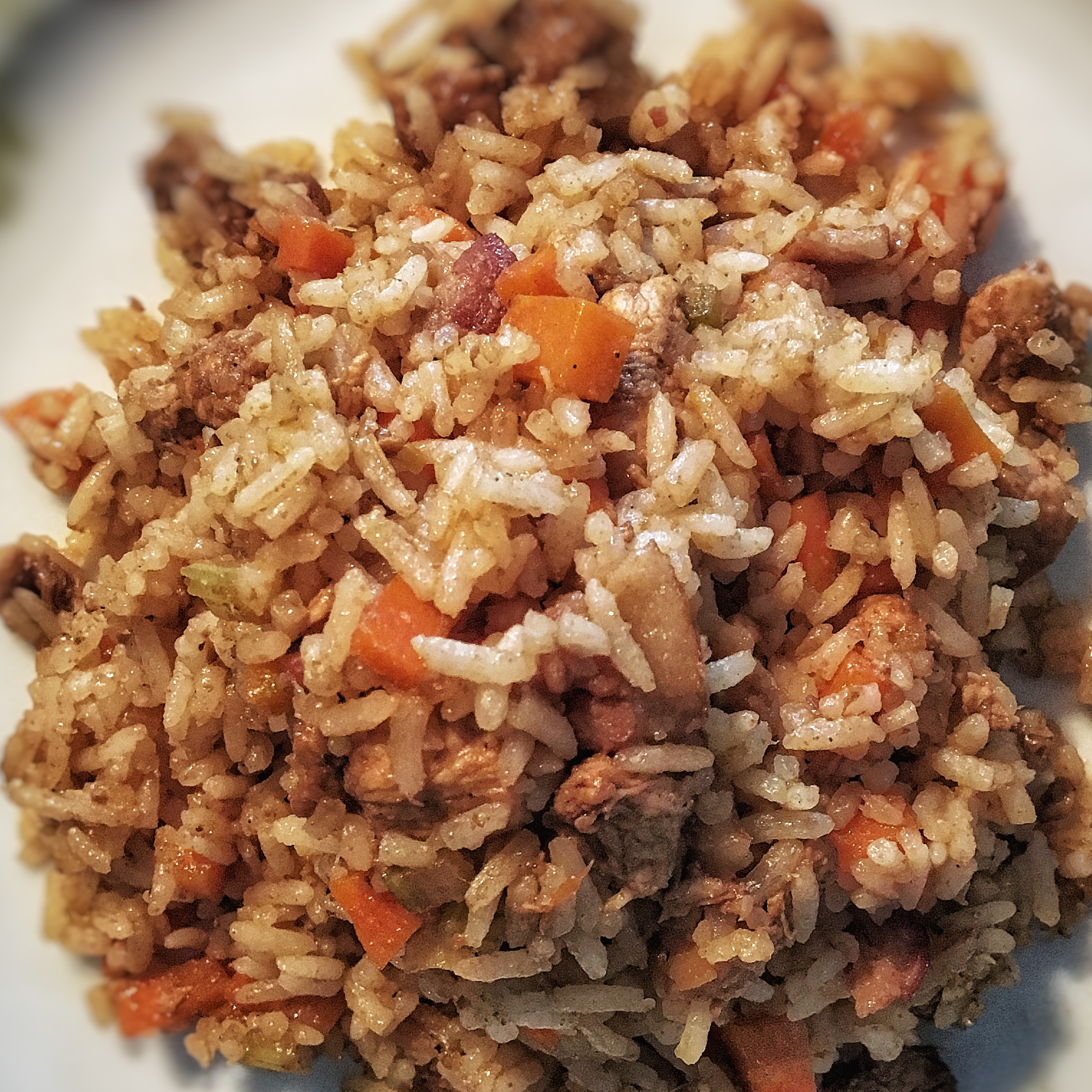 Chinese Chicken Fried Rice I ferpecto