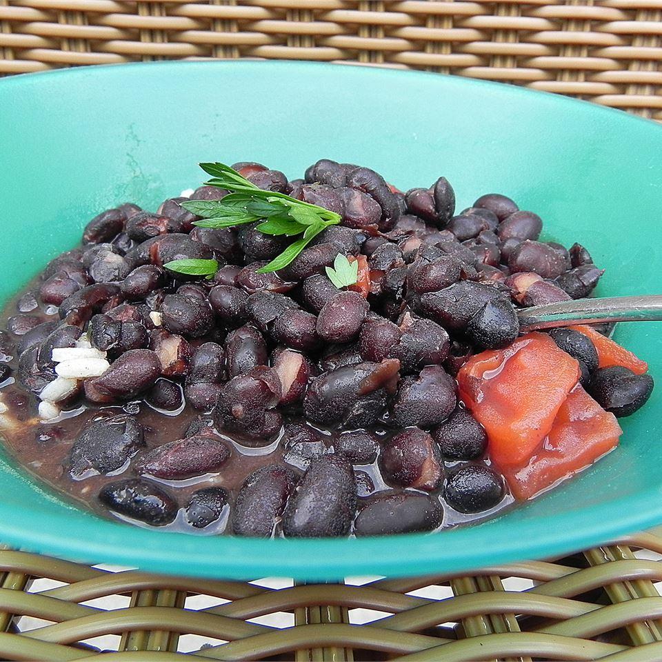 Cuban Black Beans I image