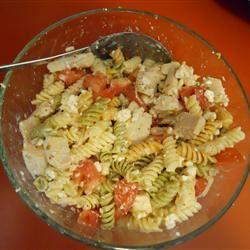 Chicken Pasta Salad I summergirl492