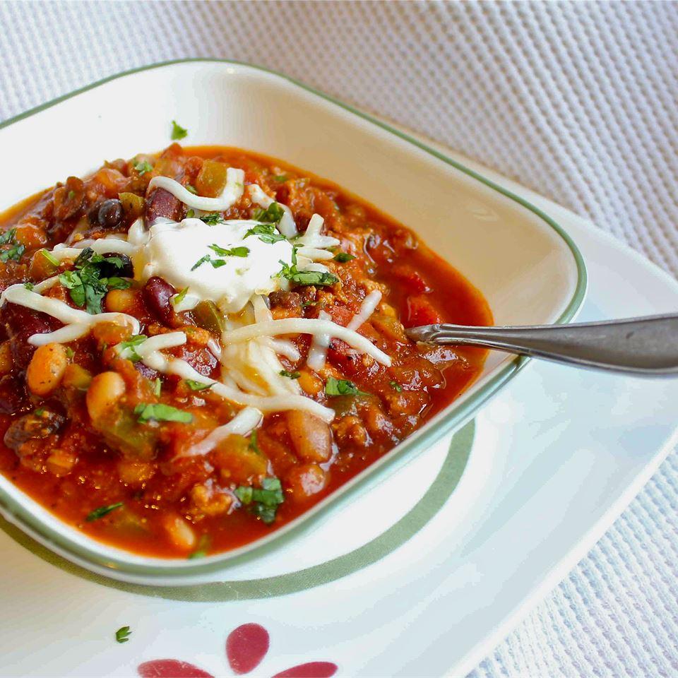 Spicy Pumpkin Chili Allrecipes
