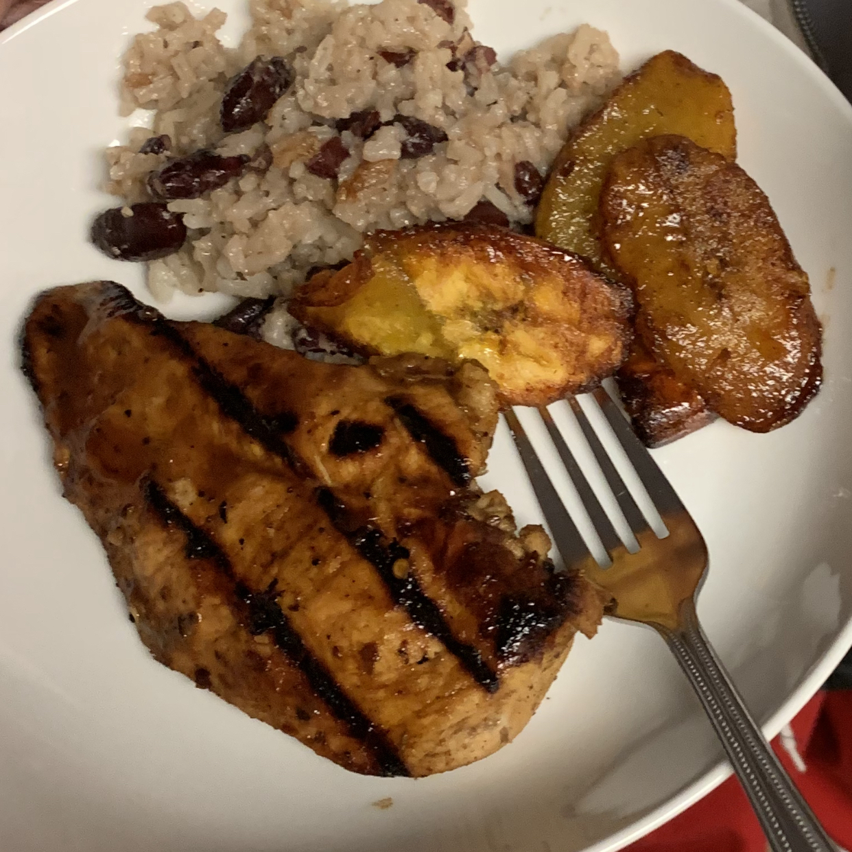 Jamaican Jerk Chicken Jaildoc