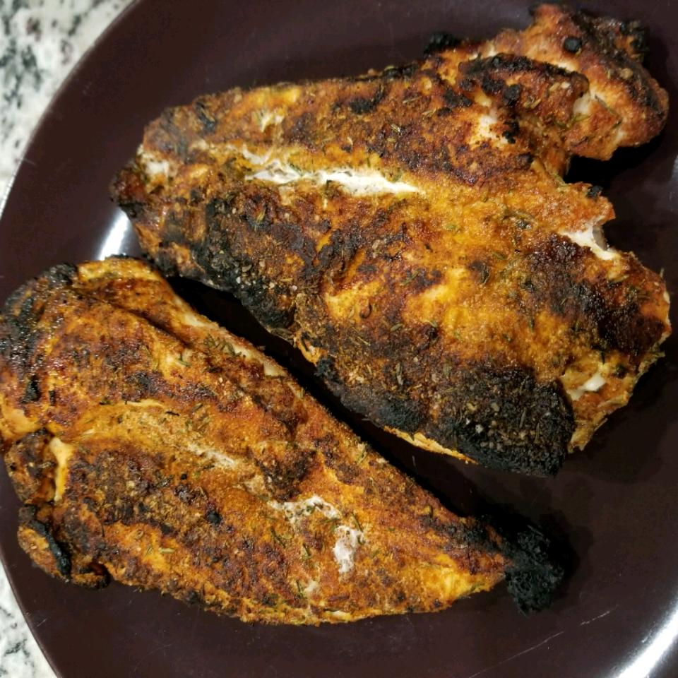 Spicy Chicken Breasts ajark