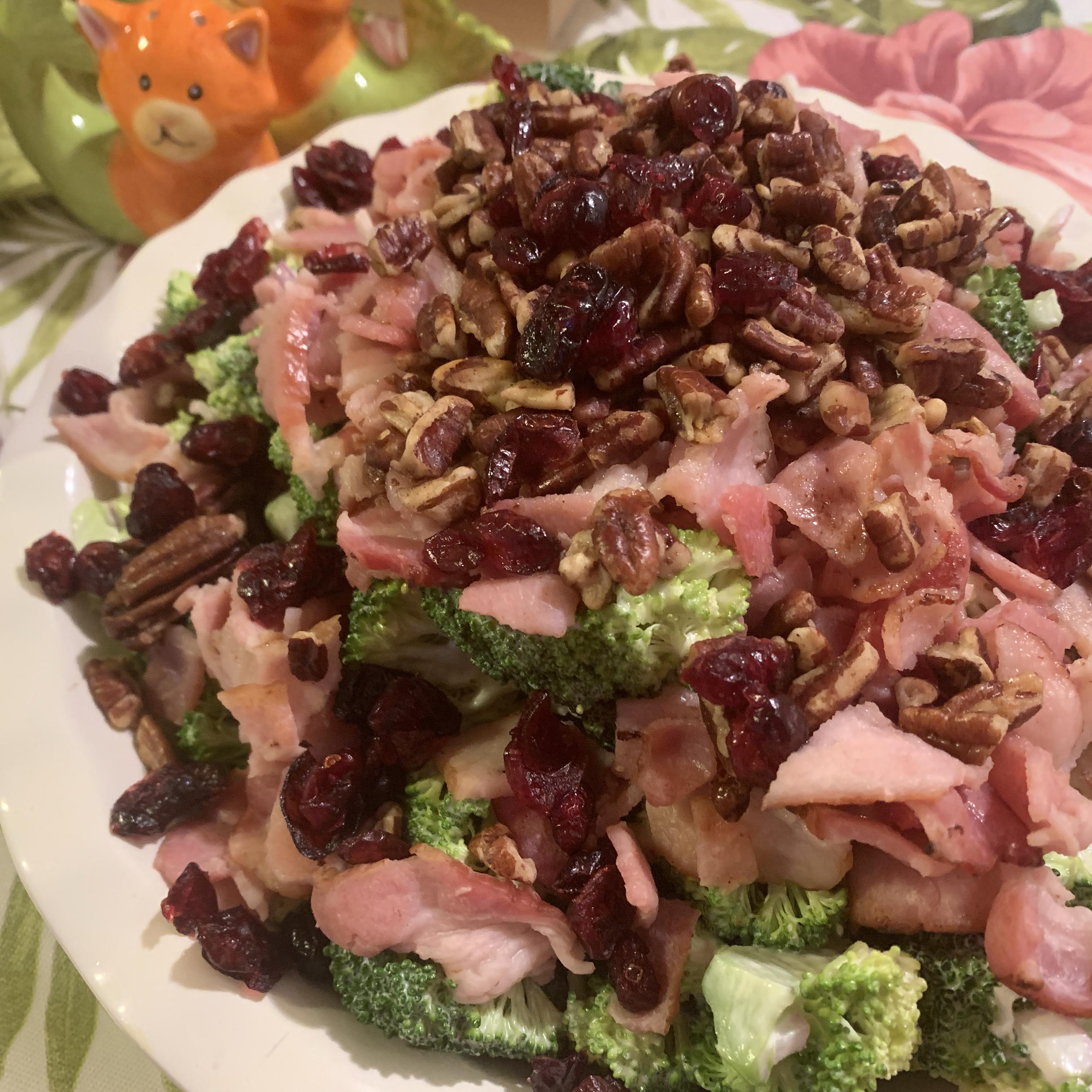 Alyson's Broccoli Salad Yoonhoo Nam