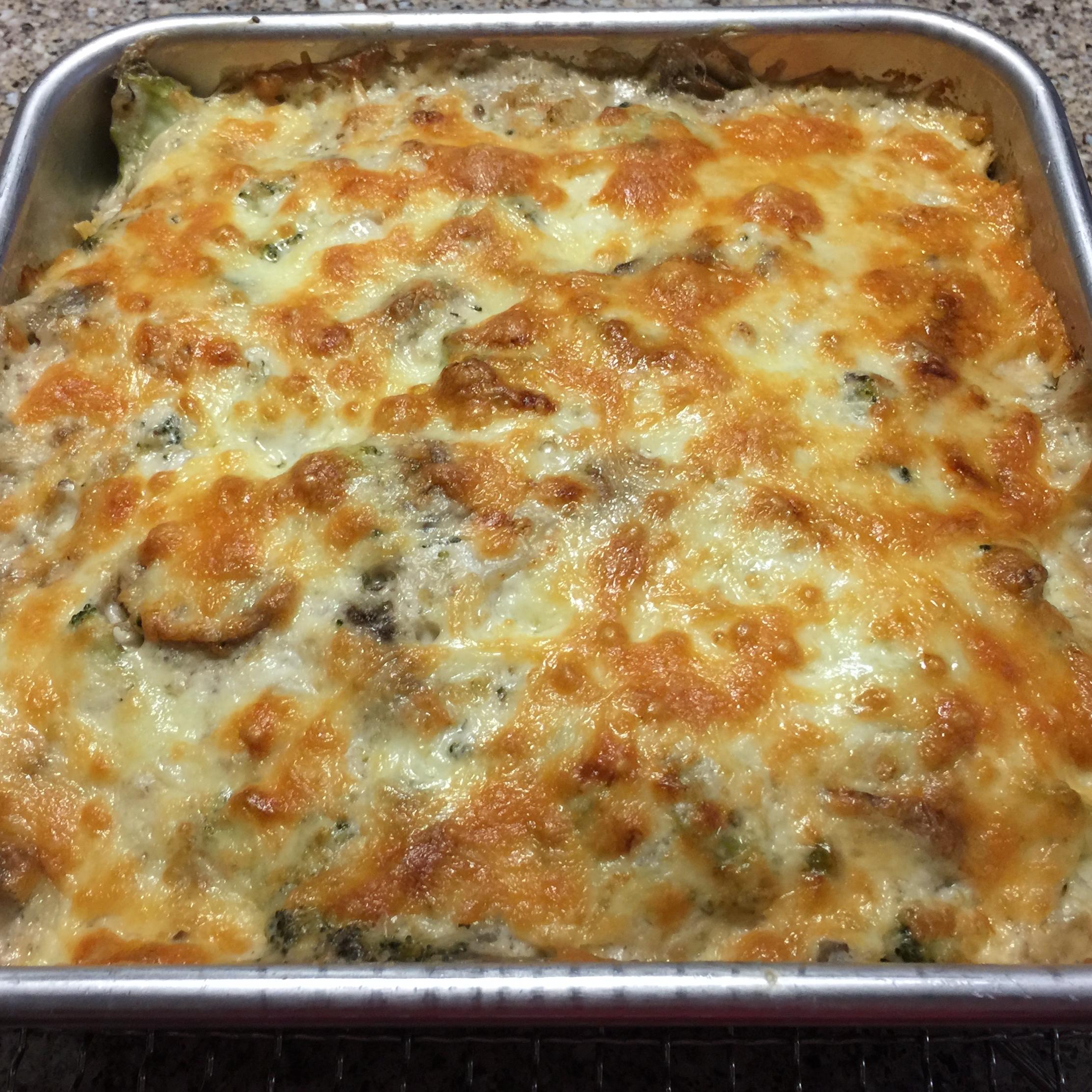 Chicken Divine Bake Linda G.