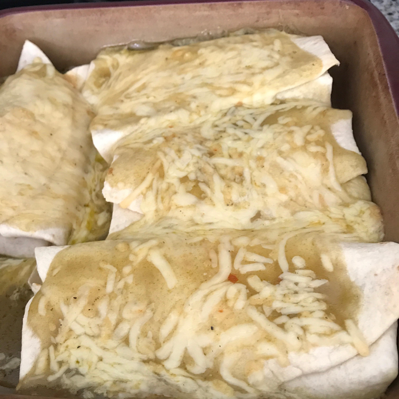 Chicken Enchiladas I