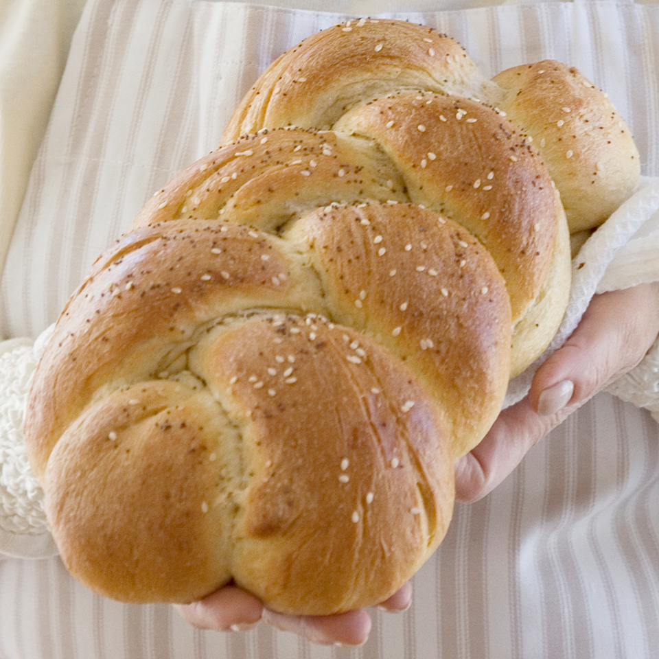 Perfect Water & Whole-Wheat Challah Diabetic Living Magazine