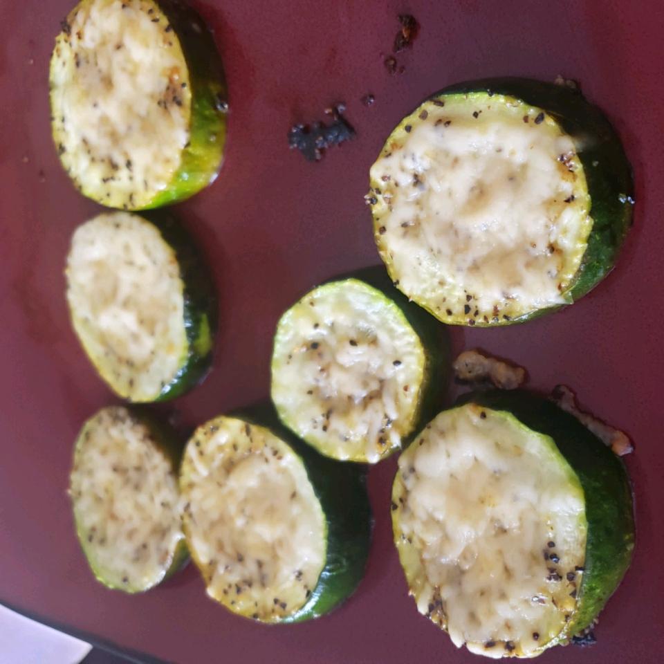 Lemon Pepper Zucchini