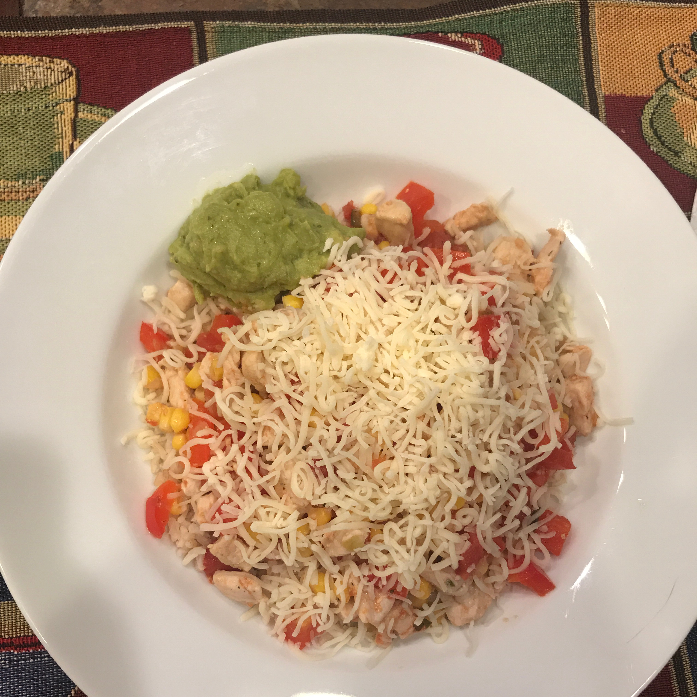 Baja-Style Chicken Bowl Austin Calore