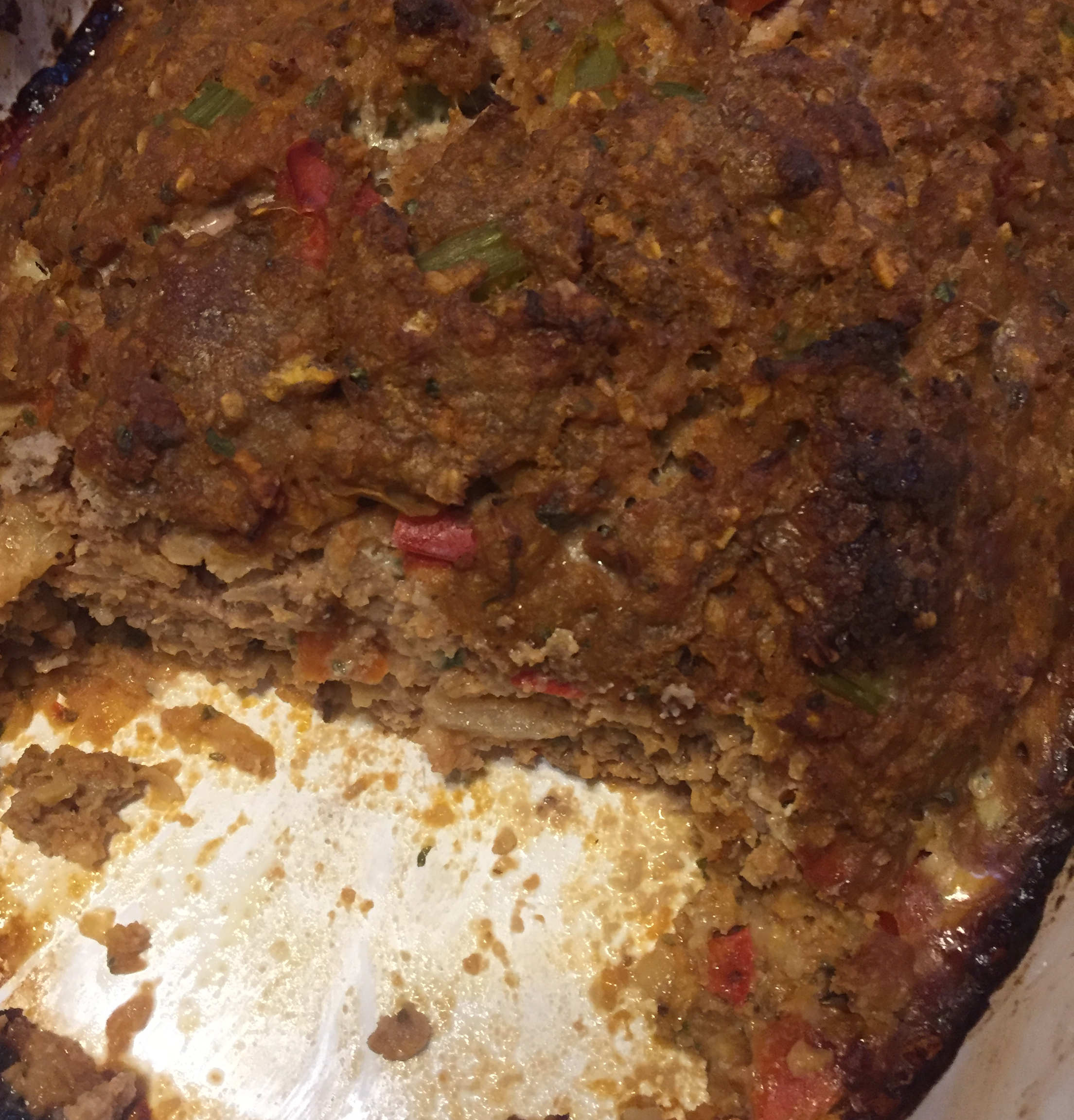 Fabulous Ground Turkey Meatloaf ChefNan