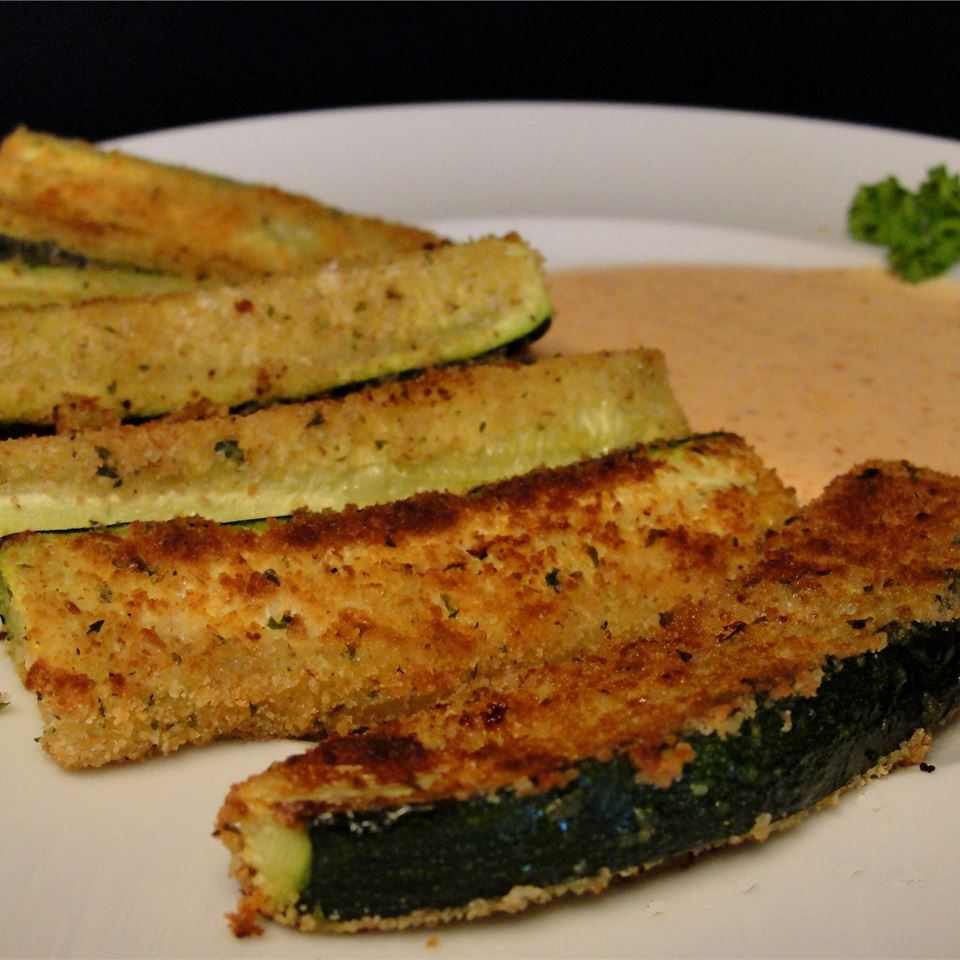 Oven Baked Zucchini Fries Rock_lobster