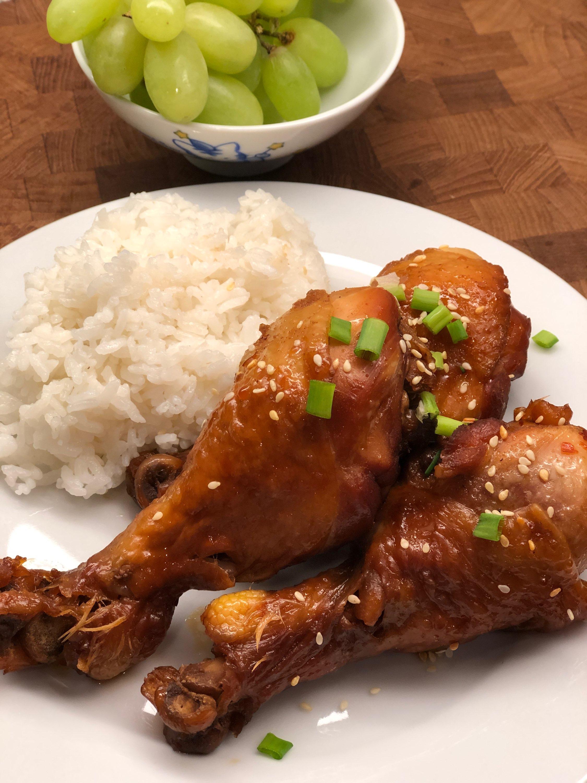 Instant Pot(R) Hawaii-Style Shoyu Chicken Drumsticks Diana71