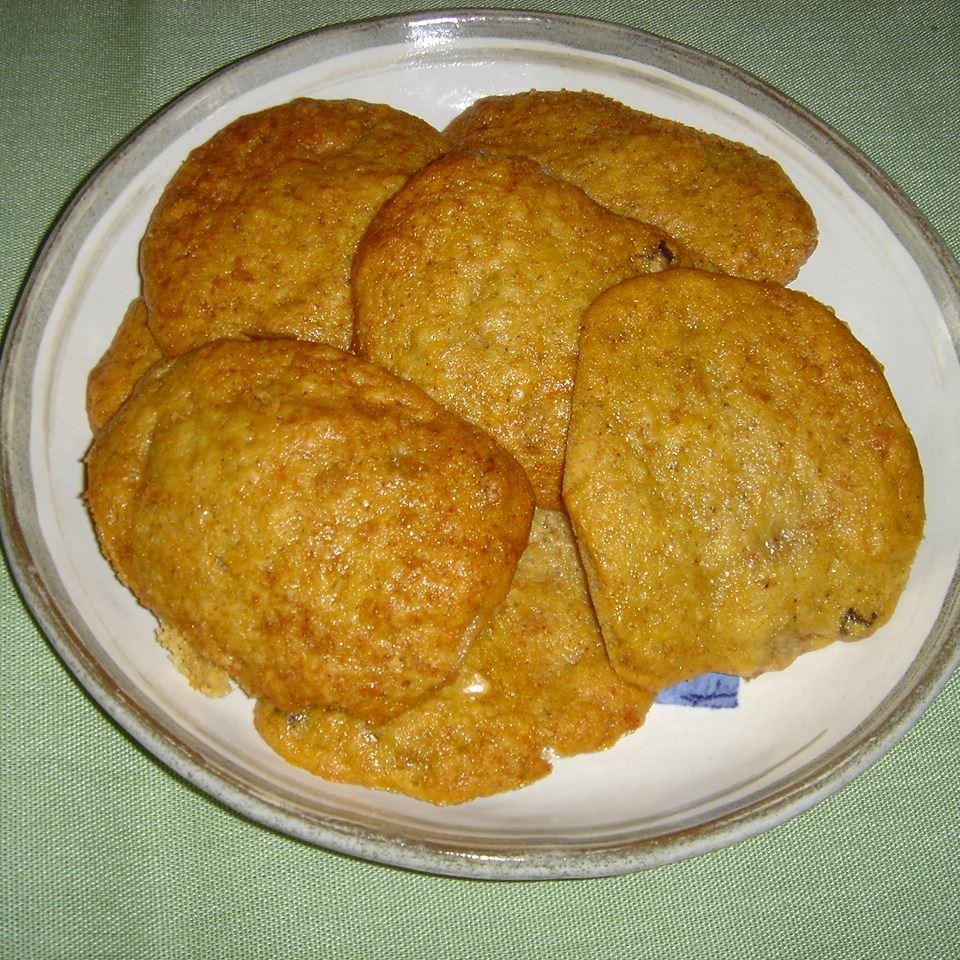 Moist Persimmon Cookie