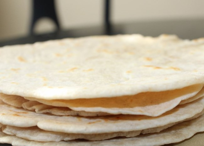 Chef John's Flour Tortillas