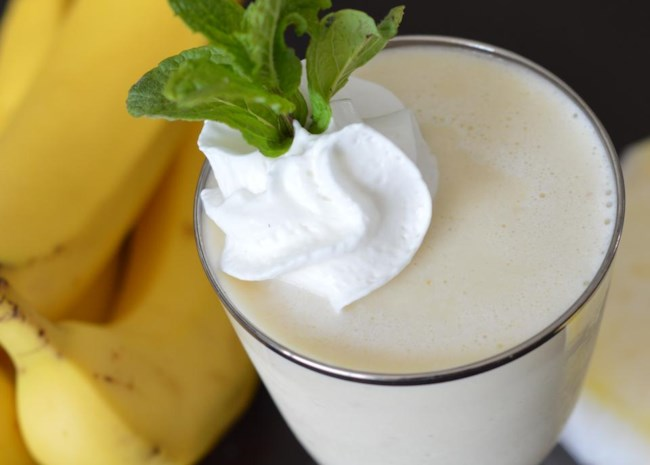 Pineapple Creamsicle Smoothie